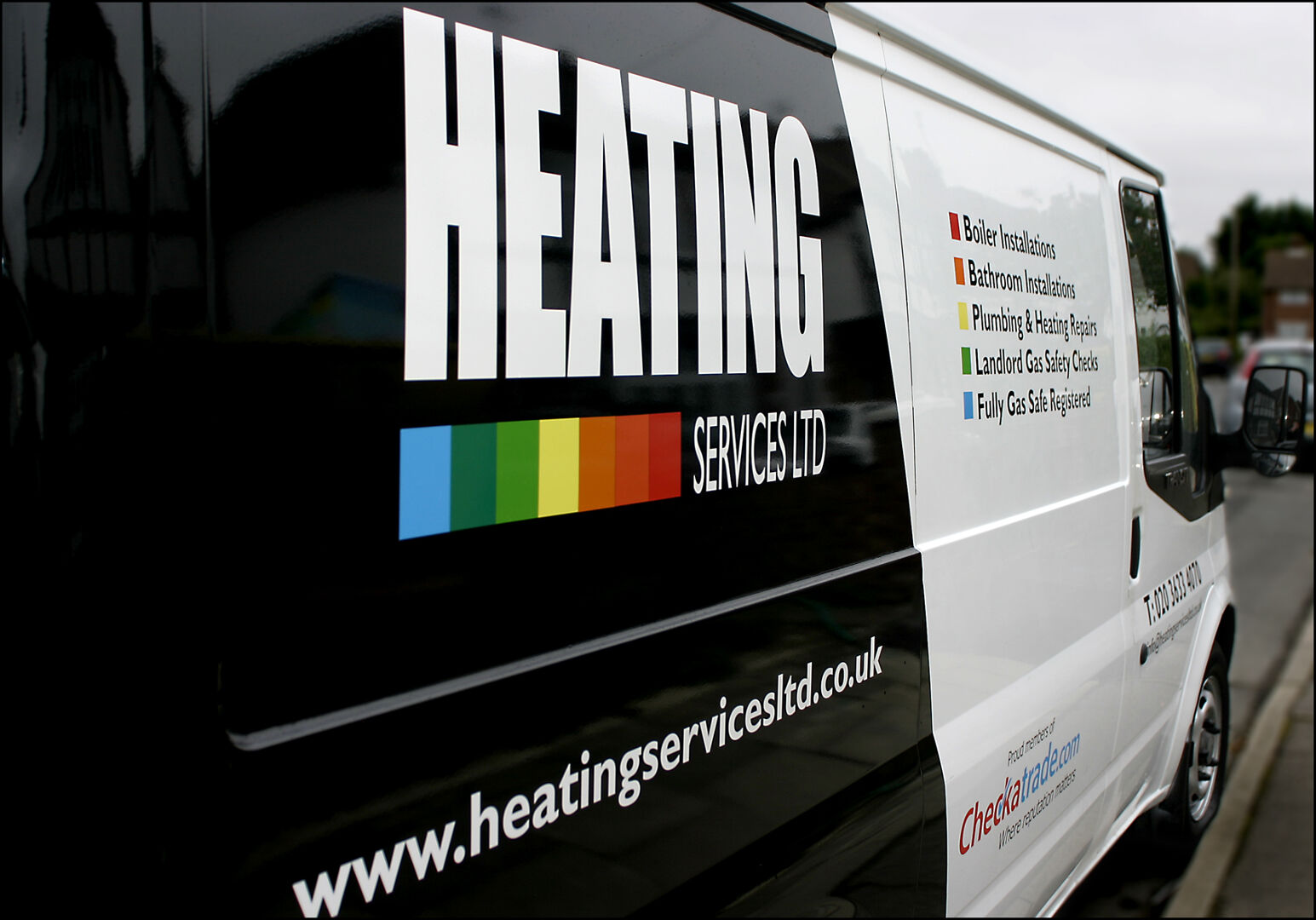 Plumbers Boiler Installation Service and Repairs and Bathroom Design and Installation by Heating Services Ltd in Bromley (1)