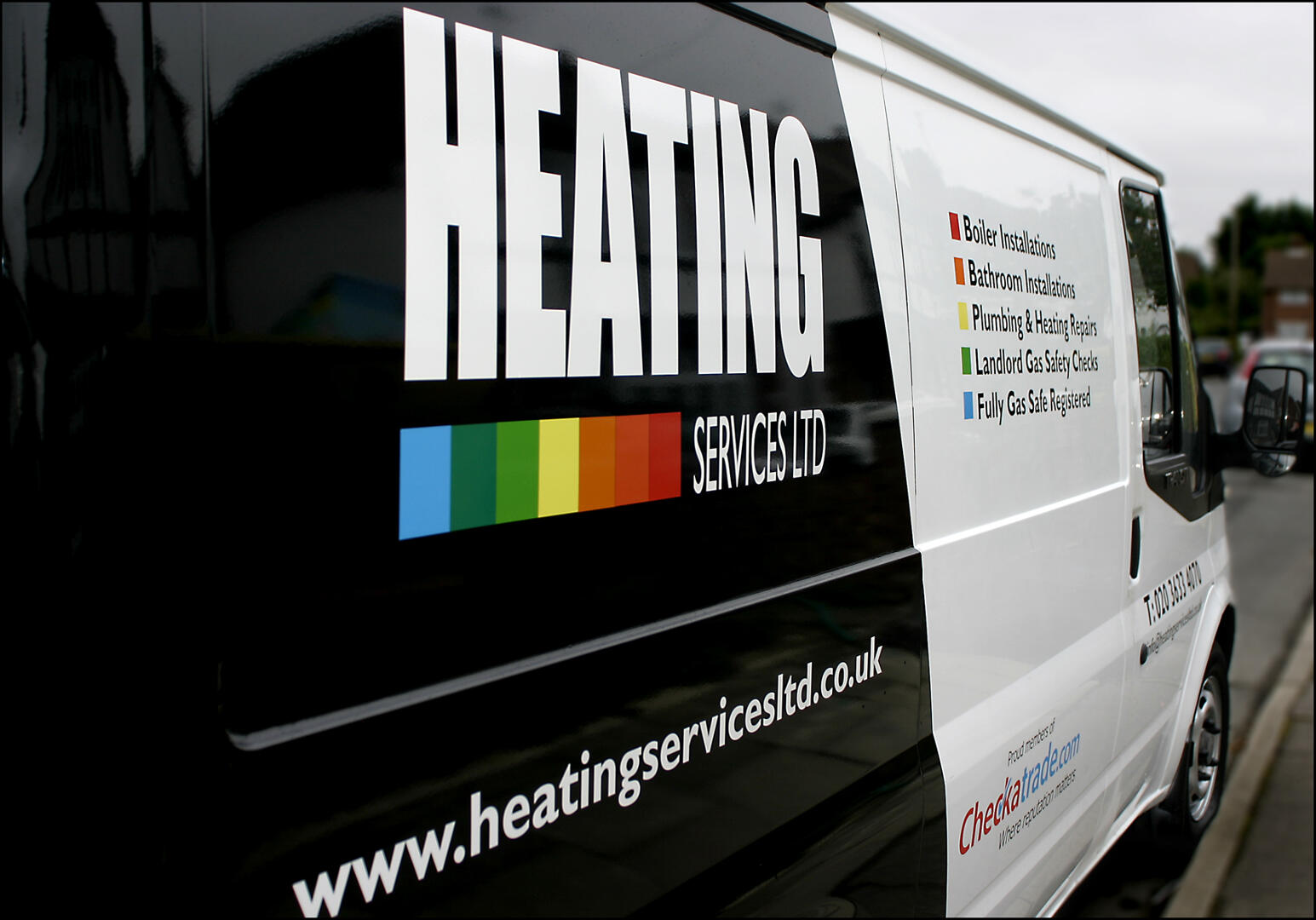 Plumbers Boiler Installation Service and Repairs and Bathroom Design and Installation by Heating Services Ltd in Beckenham (1)